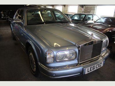 Rolls-Royce Silver Seraph Saloon 5.4 4dr