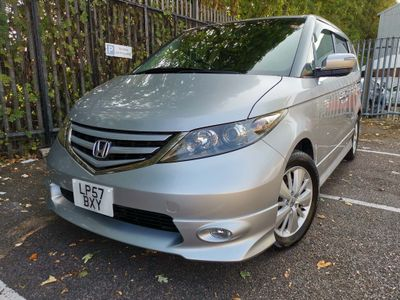 Honda Elysion MPV 2008 PETROL AUTO 8 SEATER KEYLESS