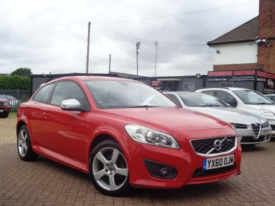 Volvo C30 Coupe 1.6 R-Design 2dr