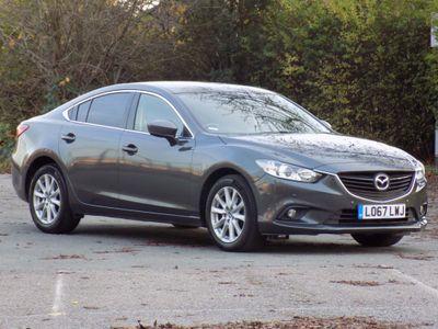 Mazda Mazda6 Saloon 2.0 SKYACTIV-G SE-L Nav Auto (s/s) 4dr