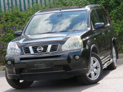 Nissan X-Trail SUV 2.0 dCi Aventura 4WD 5dr