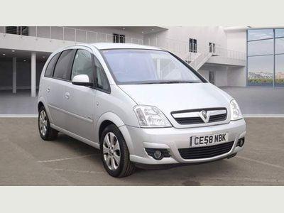 Vauxhall Meriva MPV 1.4 i 16v Breeze Plus 5dr