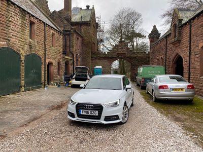 Audi A1 Hatchback 1.6 TDI S line Sportback (s/s) 5dr