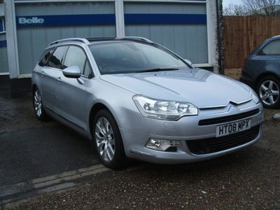 Citroen C5 Estate 2.7 HDi V6 Exclusive 5dr