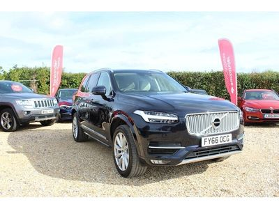 Volvo XC90 SUV 2.0 D5 PowerPulse Inscription Auto 4WD (s/s) 5dr