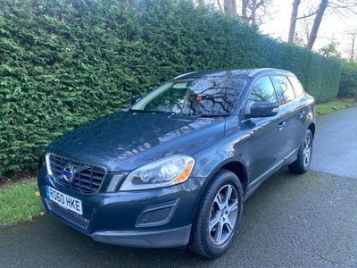 Volvo XC60 SUV 2.0 D3 DRIVe SE Lux 5dr