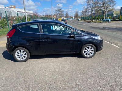 Ford Fiesta Hatchback 1.4 TDCi Zetec 3dr
