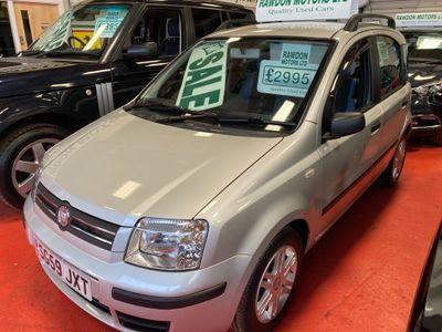 Fiat Panda Hatchback 1.2 Eleganza Dualogic 5dr