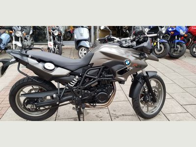BMW F700GS Adventure 700 GS ABS