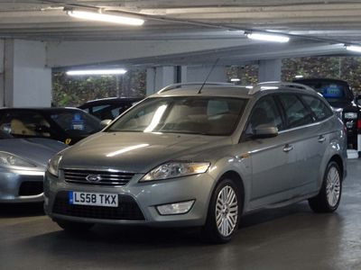 FORD MONDEO Estate 2.0 FFV Ghia 5dr