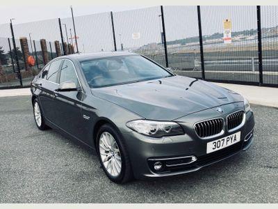 BMW 5 Series Saloon 2.0 525d Luxury 4dr