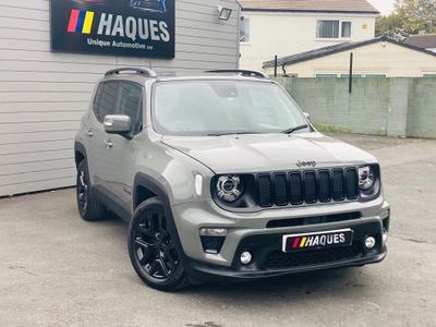 Jeep Renegade SUV 1.0 GSE T3 Night Eagle (s/s) 5dr