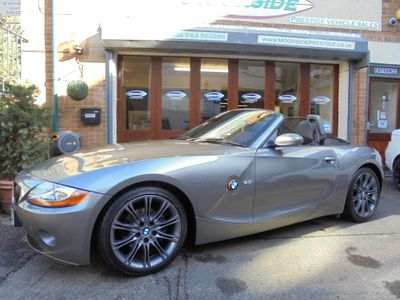 BMW Z4 Convertible 3.0i SE Auto 2dr