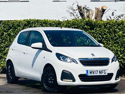 Peugeot 108 Hatchback 1.0 VTi Active 5dr