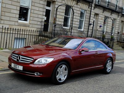 Mercedes-Benz CL Coupe 5.5 CL500 2dr