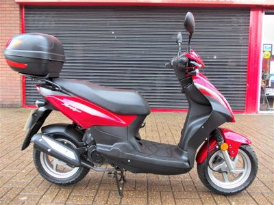 Sym Symply Moped 50