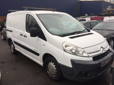 Citroen Dispatch Panel Van 2.0 HDi 1000 L1H1 Panel Van 5dr