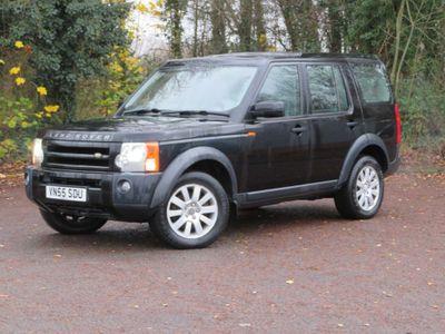 Land Rover Discovery 3 SUV 4.4 V8 SE 5dr