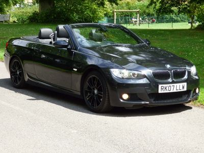 BMW 3 Series Convertible 3.0 330i M Sport 2dr