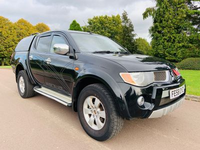 Mitsubishi L200 Pickup 2.5 DI-D Animal Double Cab Pickup 4WD 4dr