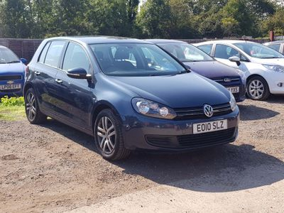 Volkswagen Golf Hatchback 1.4 TSI SE DSG 5dr