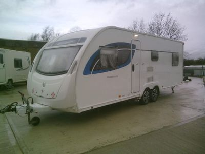 Swift freedom fb Tourer BARGAIN FAMILY 6 BERTH VAN