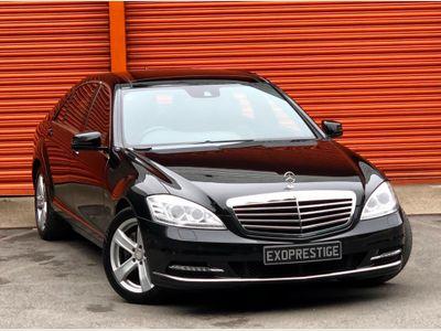 Mercedes-Benz S Class Limousine 3.5 S350 BlueEFFICIENCY L 7G-Tronic 4dr