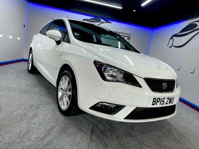 SEAT Ibiza Hatchback 1.4 16v Toca SportCoupe 3dr