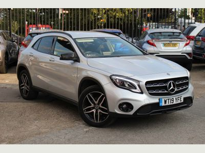 Mercedes-Benz GLA Class SUV 1.6 GLA180 Urban Edition 7G-DCT (s/s) 5dr