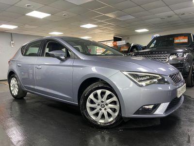 SEAT Leon Hatchback 1.2 TSI SE (Tech Pack) DSG (s/s) 5dr