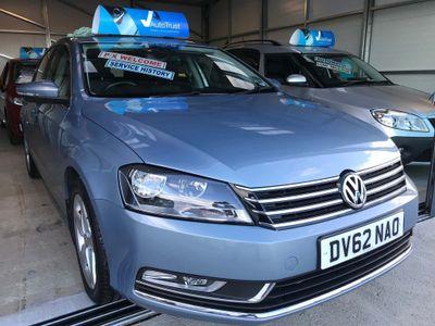 Volkswagen Passat Saloon 2.0 TDI BlueMotion Tech SE DSG 4dr