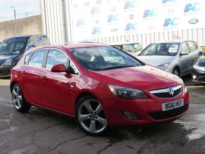 Vauxhall Astra Hatchback 2.0 CDTi ecoFLEX SRi (s/s) 5dr