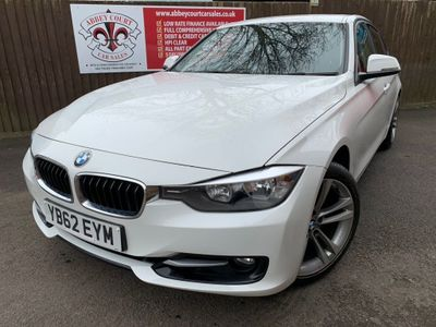 BMW 3 Series Saloon 2.0 320i Sport 4dr