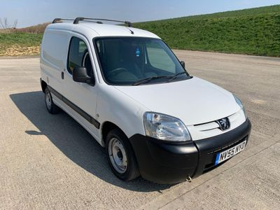 Peugeot Partner Panel Van 1.9 D 600L 3dr