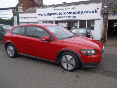 Volvo C30 Coupe 1.6 D DRIVe S (s/s) 2dr