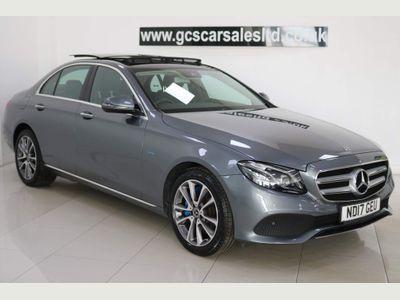Mercedes-Benz E Class Saloon 2.0 E350e 6.4kWh SE (Premium Plus) G-Tronic+ (s/s) 4dr