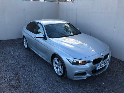 BMW 3 Series Saloon 2.0 320i M Sport (s/s) 4dr