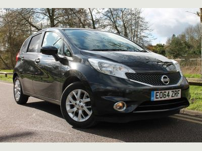 Nissan Note Hatchback 1.5 dCi Acenta Premium (Style Pack) 5dr