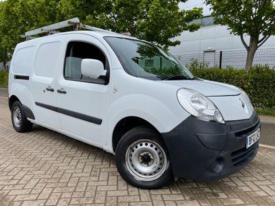 Renault Kangoo Maxi Temperature Controlled 1.5 dCi LL21 90 Maxi Refrigerated Van 4dr