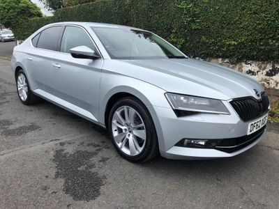 SKODA Superb Hatchback 2.0 TDI CR DPF SE L Executive (s/s) 5dr