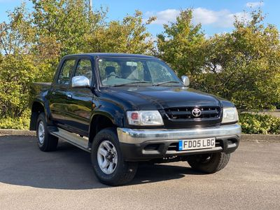 Toyota Hilux Pickup 2.5 280 VX 4dr