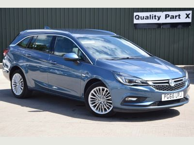 Vauxhall Astra Estate 1.6 CDTi Elite Nav Sports Tourer Auto 5dr