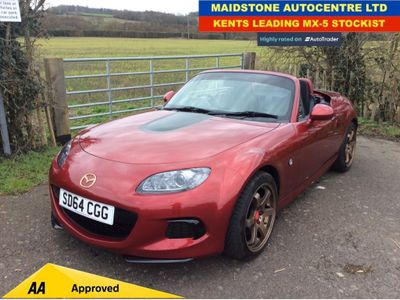 Mazda MX-5 Convertible MX-5 1.8 SE Roadster (Stunning Upgrades)