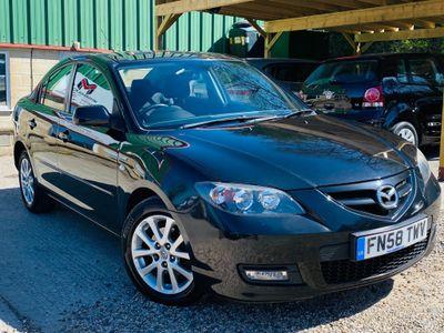 Mazda Mazda3 Saloon 1.6 Takara 4dr