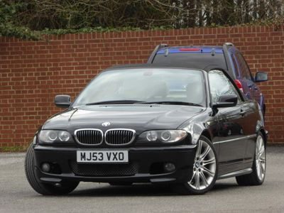 BMW 3 Series Convertible 3.0 330Ci 330 Sport Auto 2dr