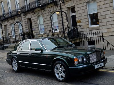 Bentley Arnage Saloon 4.4 V8 4dr