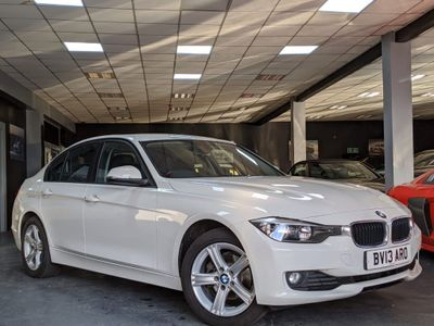 BMW 3 Series Saloon 1.6 316i SE 4dr