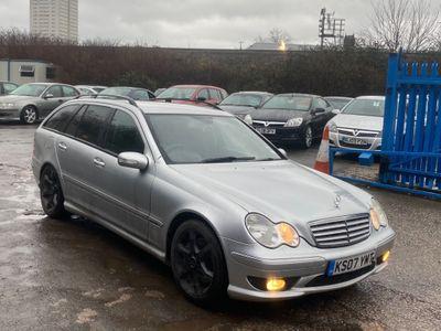 Mercedes-Benz C Class Estate 2.1 C220 CDI Sport Edition 5dr