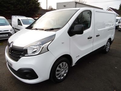 Renault Trafic Panel Van 1.6 dCi 27 Business+ 5dr