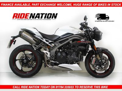 Triumph Speed Triple 1050 Naked 1050 RS